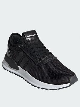 adidas Originals Adidas Originals U_Path X - Black/White Picture