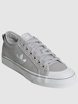 adidas-originals-nizza-trefoil-greywhitenbsp