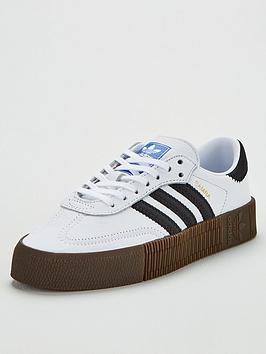 adidas Originals Adidas Originals Sambarose - White Picture