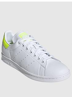adidas-originals-stan-smith-whiteyellow