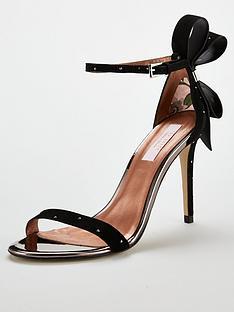 b432cee0ee0f Ted Baker Zandala Heeled Sandals - Black