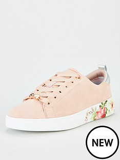 ted-baker-roully-trainers-nude