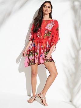 ted-baker-rumie-berry-sundae-beach-cover-up-red