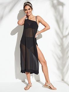 ted-baker-yeltino-embellished-one-shoulder-beach-cover-up-black