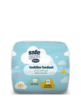 Silentnight Silentnight Silentnight 9 Tog Toddler Cot Quilt & Pillow Set Picture