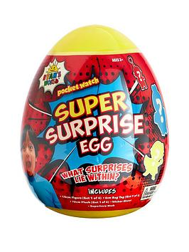 Ryan's World Ryan'S World Ryans World Meduim Super Surprise Egg Picture