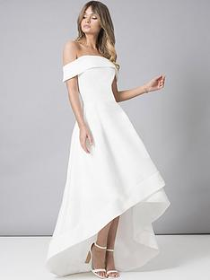 chi-chi-london-bridal-meryl-bardot-dip-hem-midi-dress--nbspwhite