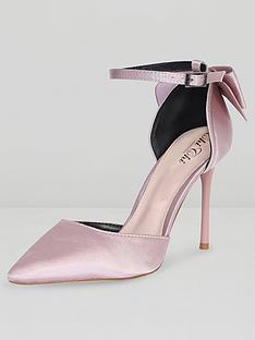 chi-chi-london-heidi-bow-back-heeled-court-shoes-mink