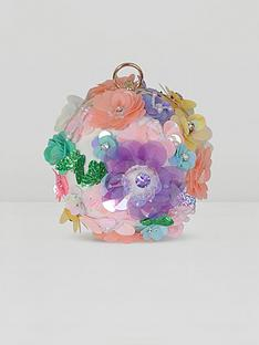 chi-chi-london-bee-floral-beaded-sphere-chain-bag-multi