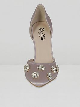 chi-chi-london-louise-floral-pearl-court-shoes-mink