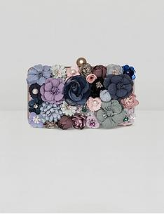 chi-chi-london-cienna-floral-clutch-bag-multi
