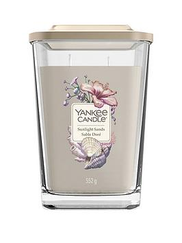 Yankee Candle Yankee Candle Elevation Collection - Sunlight Sands Large  ... Picture