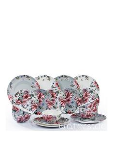 waterside-grey-white-and-pink-floral-18-piece-dinner-set
