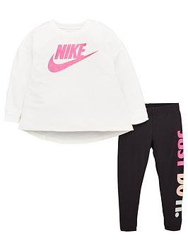 nike-just-do-it-multi-shine-legging-set-creamblack