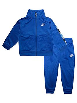 nike-infants-taping-tricot-tracksuit-blue