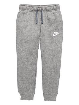 nike-younger-child-club-joggers-grey