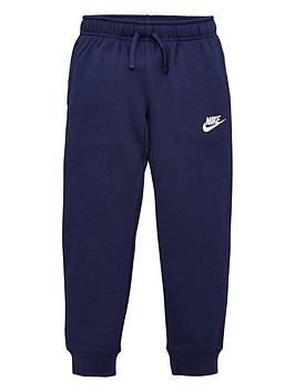 nike-younger-child-club-joggers--navy