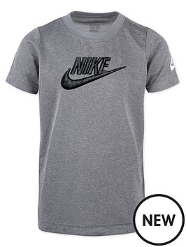 nike-futura-texture-short-sleeve-t-shirt-dark-grey