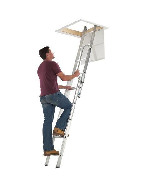 abru-2-section-aluminium-loft-ladder