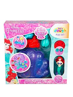 disney-ariel-dough-shell