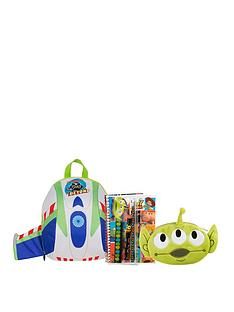 toy-story-toy-story-dome-shaped-backpack-with-stationery-set-alien-shaped-pencil-case