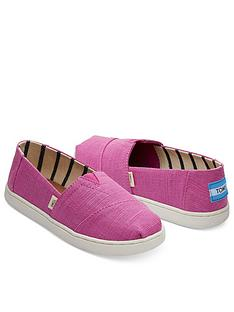 toms-girls-alpargata-canvas-shoe