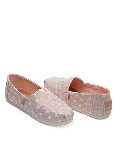 toms-toms-girls-alpragta-rose-gold-canvas-shoe