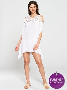 v-by-very-cutwork-embroidery-panelled-kaftannbsp--white