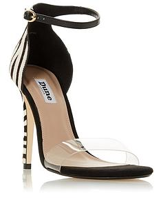 dune-london-marquee-clear-panel-high-heeled-sandals-zebra-print