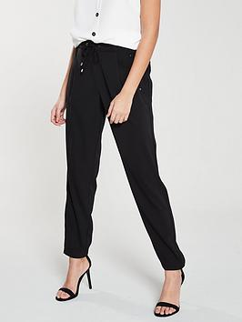 wallis-henna-piped-pull-on-trouser