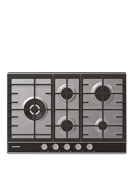 hoover-hhg7wldvx-75cmnbspwide-gas-hob-with-optional-installation-stainless-steel