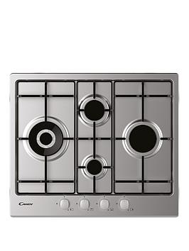 Candy   Chw6D4Wx 60Cm Wide Gas Hob  - Hob Only
