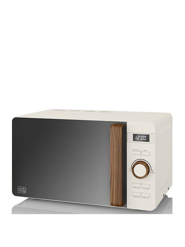 Swan 20L Nordic Digital Microwave