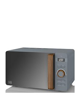 Swan Swan 20L Nordic Digital Microwave - Grey Picture