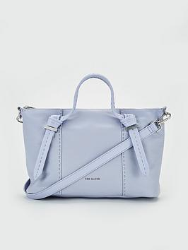 ted-baker-olmia-knotted-handle-small-tote-bag-pale-blue