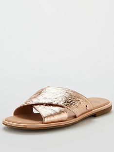 ugg-joni-metallic-sandals-rose-gold
