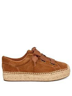 ugg-brianna-suede-espadrille-loafer-shoes-brown