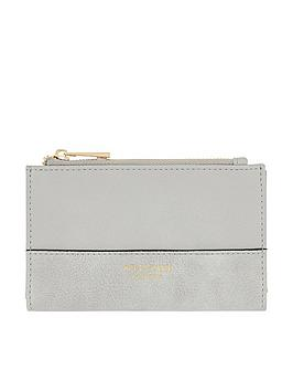 accessorize-katy-slimline-wallet-grey