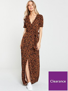 v-by-very-petite-wrap-jersey-maxi-dress