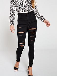 v-by-very-addison-super-high-waisted-all-over-ripped-super-skinny-jean