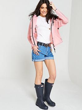 hunter-vinyl-festival-raincoat-pink