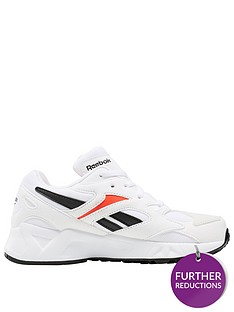 reebok-childrens-aztrek-96-junior-trainers-whiterednavy