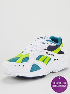 reebok-aztrek-96-junior-trainers-white
