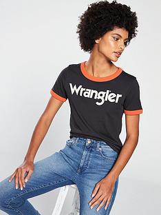 wrangler-ringer-t-shirt-black