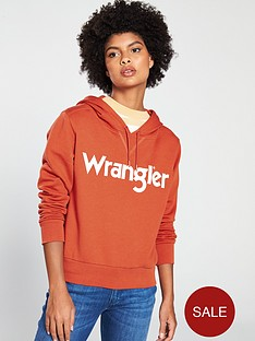 wrangler-logo-overheadnbsphoodienbsp--orange