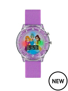 disney-princess-disney-princess-flashing-digital-dial-purple-sparkle-silicone-strap-kids-watch