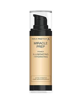 Max Factor Max Factor Max Factor Miracle Prep Illuminating And Hydrating  ... Picture