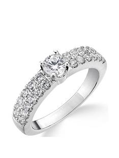 love-diamond-9ct-white-gold-1-carat-two-row-diamond-solitaire-ring-with-set-shoulders