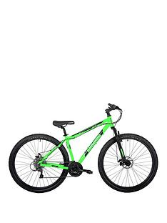 barracuda-barracuda-draco-4-29ner-17-inch-hardtail-24-speed-29-inch-green-black-disc-brakes