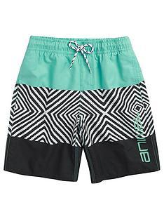 animal-boys-pipeline-colour-block-swim-shorts-black